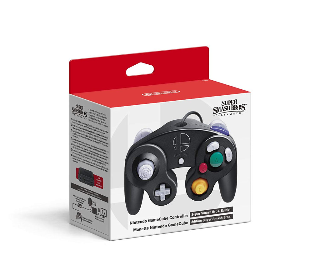 GameCube Controller - Super Smash Bros. Edition (Nintendo Switch) - Offer Games