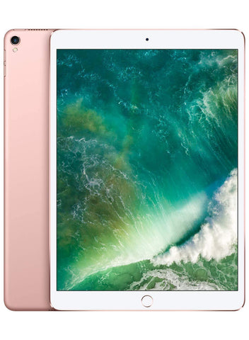 Apple iPad Pro (10.5 Inch, Wi-Fi, 256 GB) - Rose Gold - Offer Games