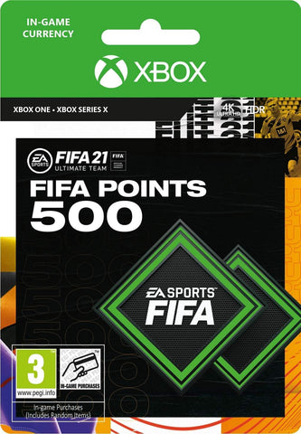 FIFA 21 Ultimate Team FIFA Points (Xbox Download Code)