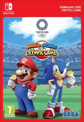 Mario & Sonic at the Olympic Games Tokyo 2020 (Nintendo Switch Download)