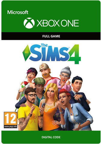 The SIMS 4 (Xbox One Download Code)
