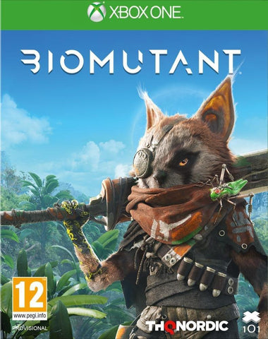 Biomutant (Xbox One) - GameIN