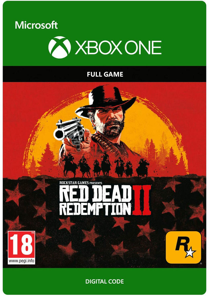 Red Dead Redemption 2 Xbox One Download Code Offer Games