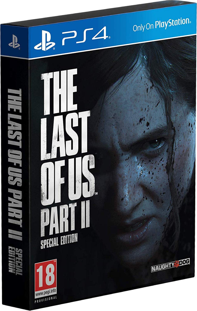 The Last of Us Part II Special Edition (PS4) - Offer Games