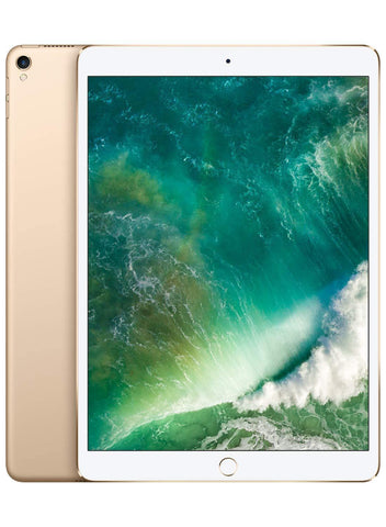 Apple iPad Pro (10.5-inch, Wi-Fi, 512 GB) - Gold - Offer Games