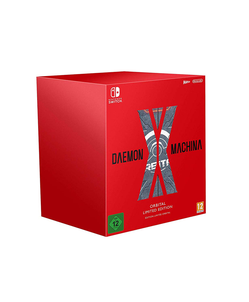 Daemon X Machina: Orbital Limited Edition (Nintendo Switch) - Offer Games