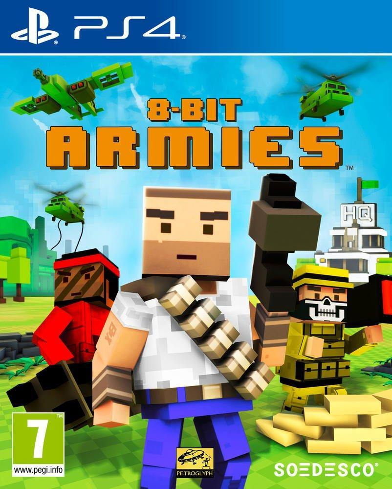 8-Bit Armies (PS4) - Offer Games