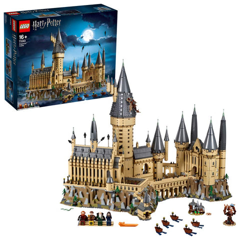 LEGO 71043 Harry Potter Hogwarts Castle - Offer Games