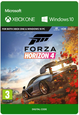 Forza Horizon 4 - Standard Edition (Xbox One Download Code)