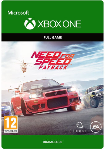 Need for Speed: Payback - Standard (Xbox One Download Code)