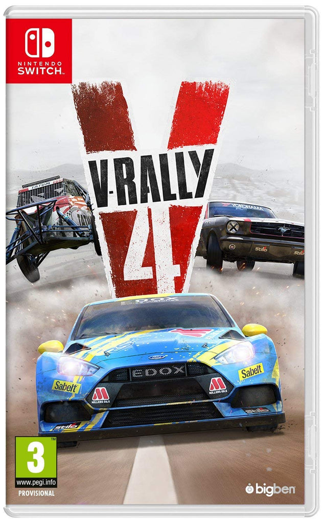 V-Rally 4 (Nintendo Switch) - Offer Games