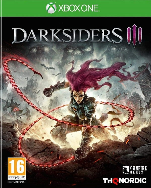 Darksiders III (Xbox One) - Offer Games