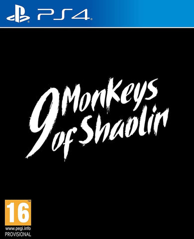 9 Monkeys of Shaolin (PS4) - Offer Games
