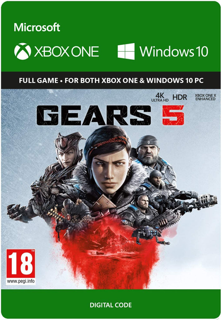 Gears 5 - Standard (Xbox One Download Code)