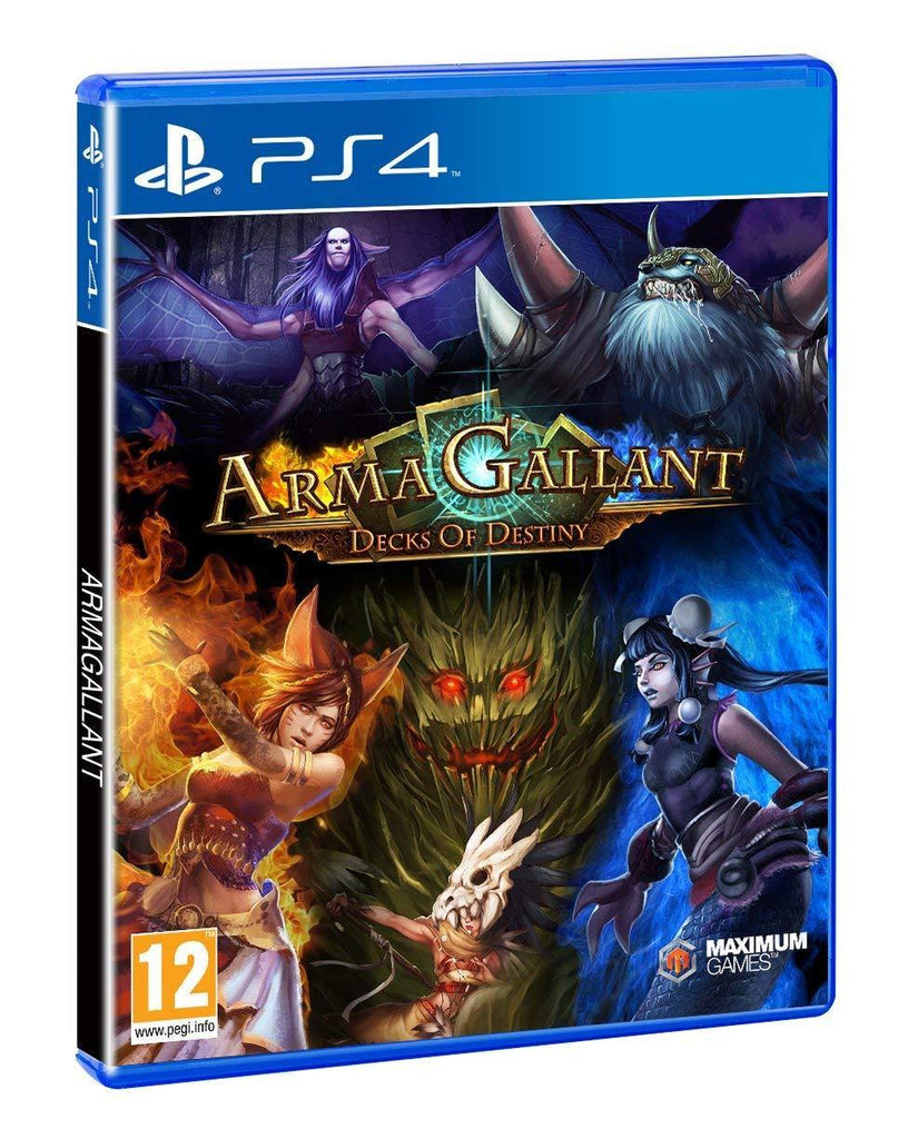 ArmaGallant: Decks of Destiny (PS4) - Offer Games