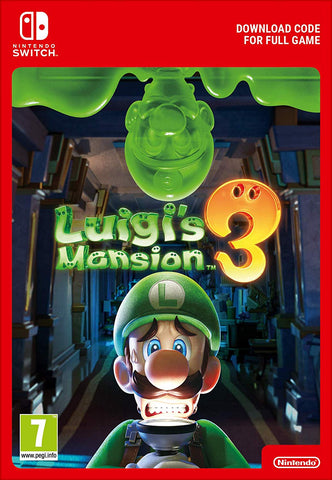 Luigi's Mansion 3 (Nintendo Switch Download)