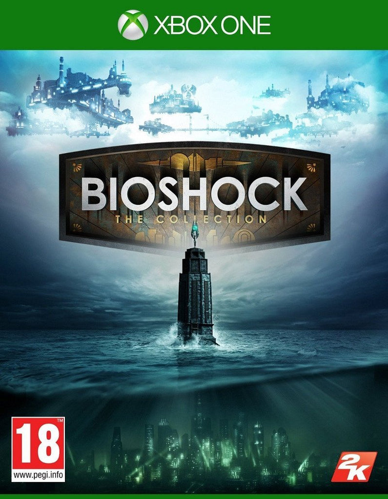 Bioshock: The Collection (Xbox One) - Offer Games