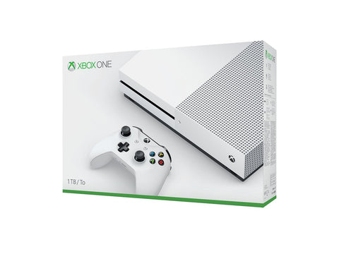 Xbox One S 1TB Console - Offer Games