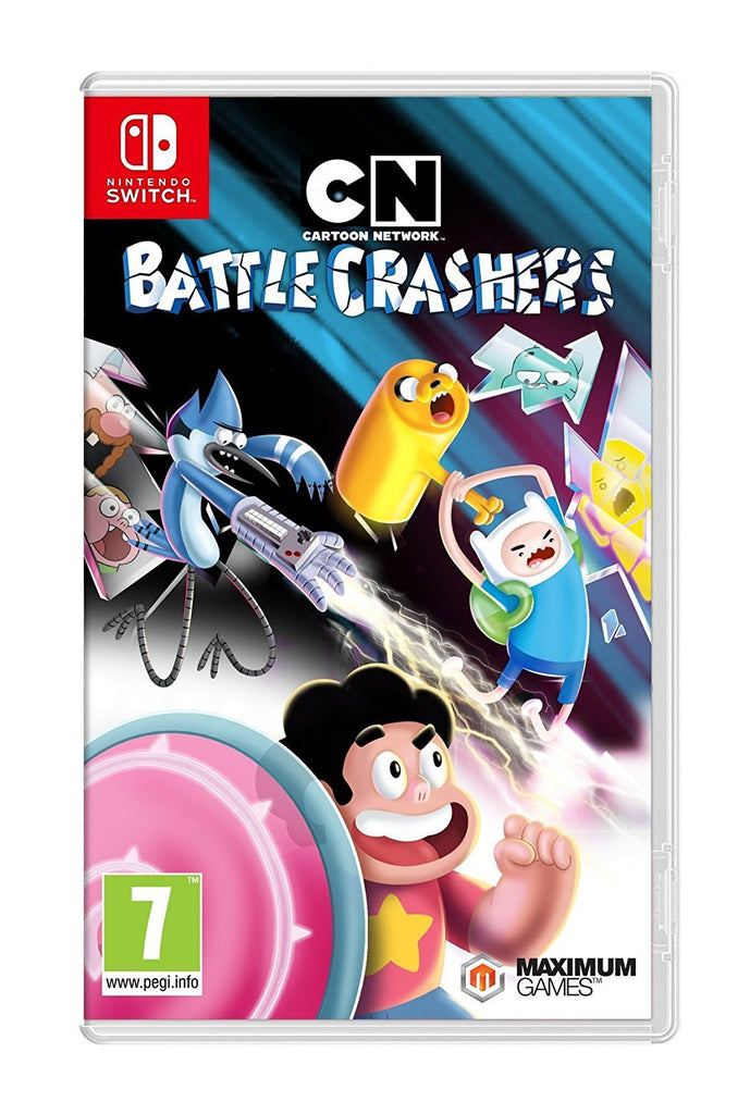 Cartoon Network Battle Crashers (Nintendo Switch) - GameIN