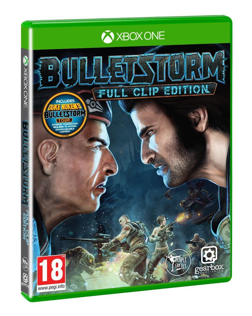 Bulletstorm: Full Clip Edition (Xbox One) - GameIN