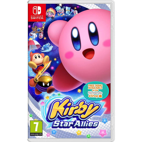 Kirby Star Allies (Nintendo Switch) - Offer Games