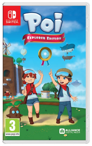Poi Explorer Edition (Nintendo Switch) - GameIN