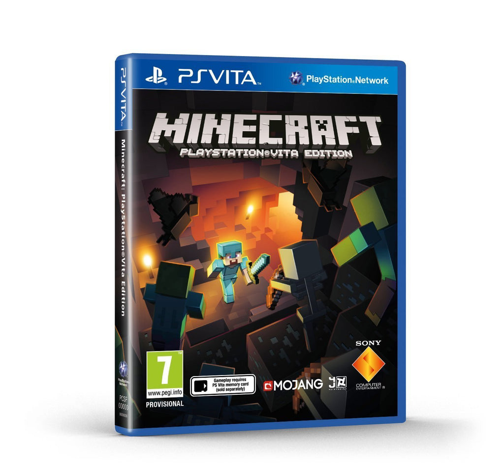 Minecraft (PS Vita) - Offer Games