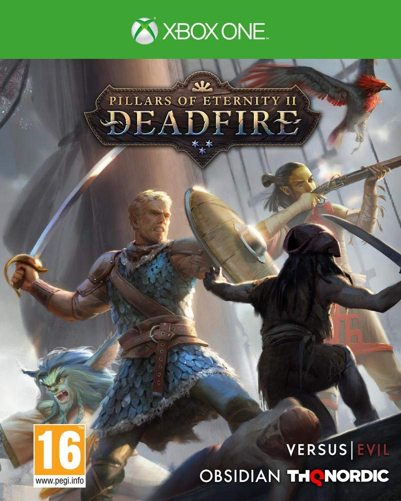 Pillars of Eternity II: Deadfire (Xbox One) - Offer Games