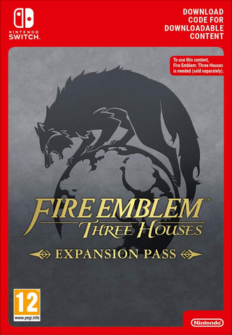 Fire Emblem Three Houses - Expansion Pass (Nintendo Switch Download Code)