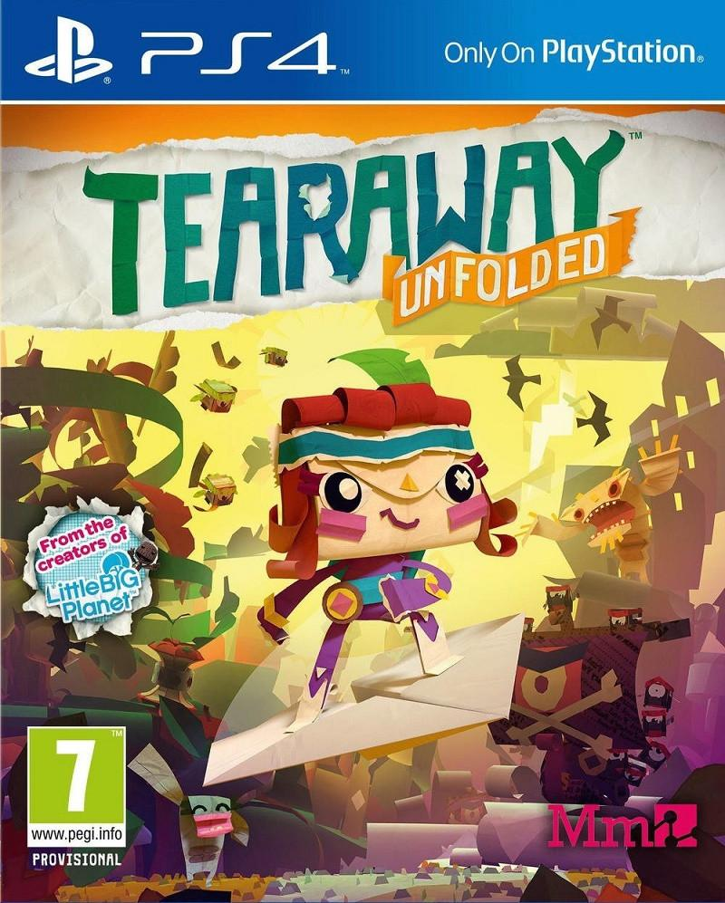 Tearaway Unfolded (PS4) - Offer Games