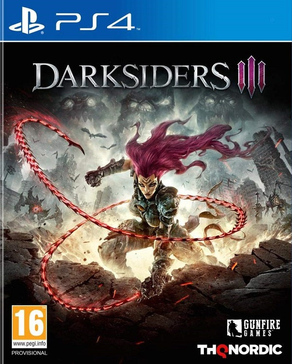 Darksiders III (PS4) - Offer Games