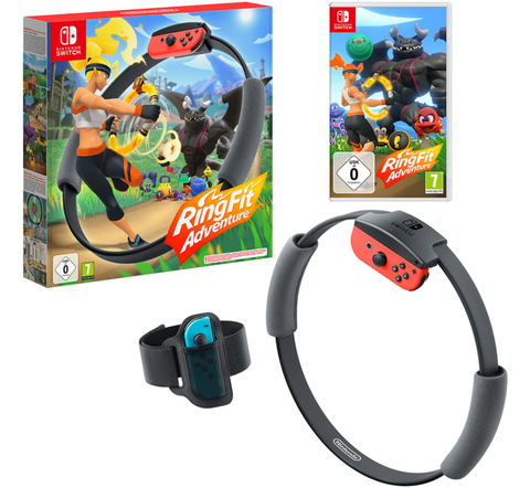Ring Fit Adventure (Nintendo Switch) - Offer Games