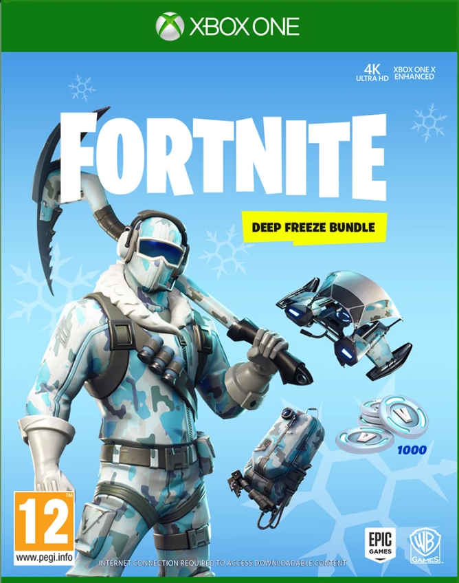 Fortnite Deep Freeze Bundle (Xbox One) - Offer Games