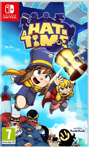 A Hat in Time (Nintendo Switch) - Offer Games