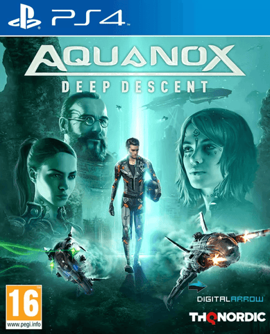Aquanox Deep Descent (PS4)
