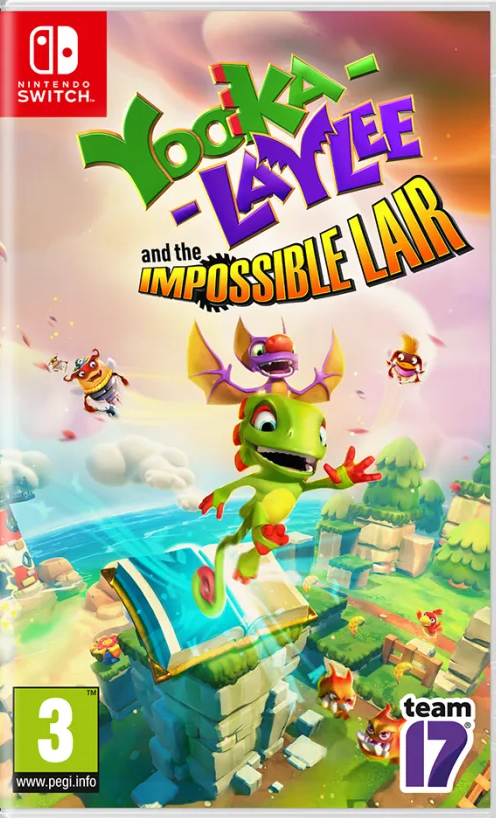 Yooka - Laylee and the Impossible Lair (Nintendo Switch) - Offer Games