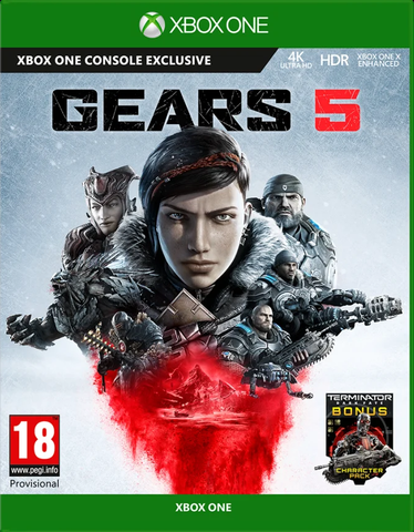 Gears 5 (Xbox One) - Offer Games