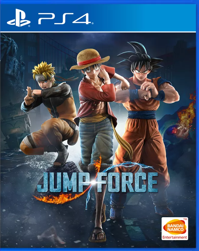 Jump Force PS4)