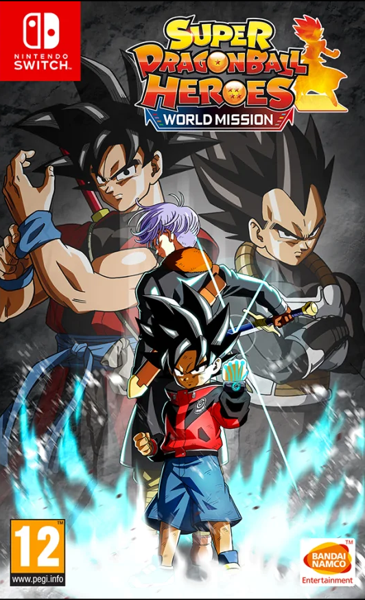 Super Dragon Ball Heroes World Mission (Nintendo Switch) - Offer Games