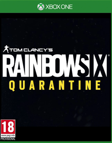 Rainbow 6: Quarantine (Xbox One) - Offer Games