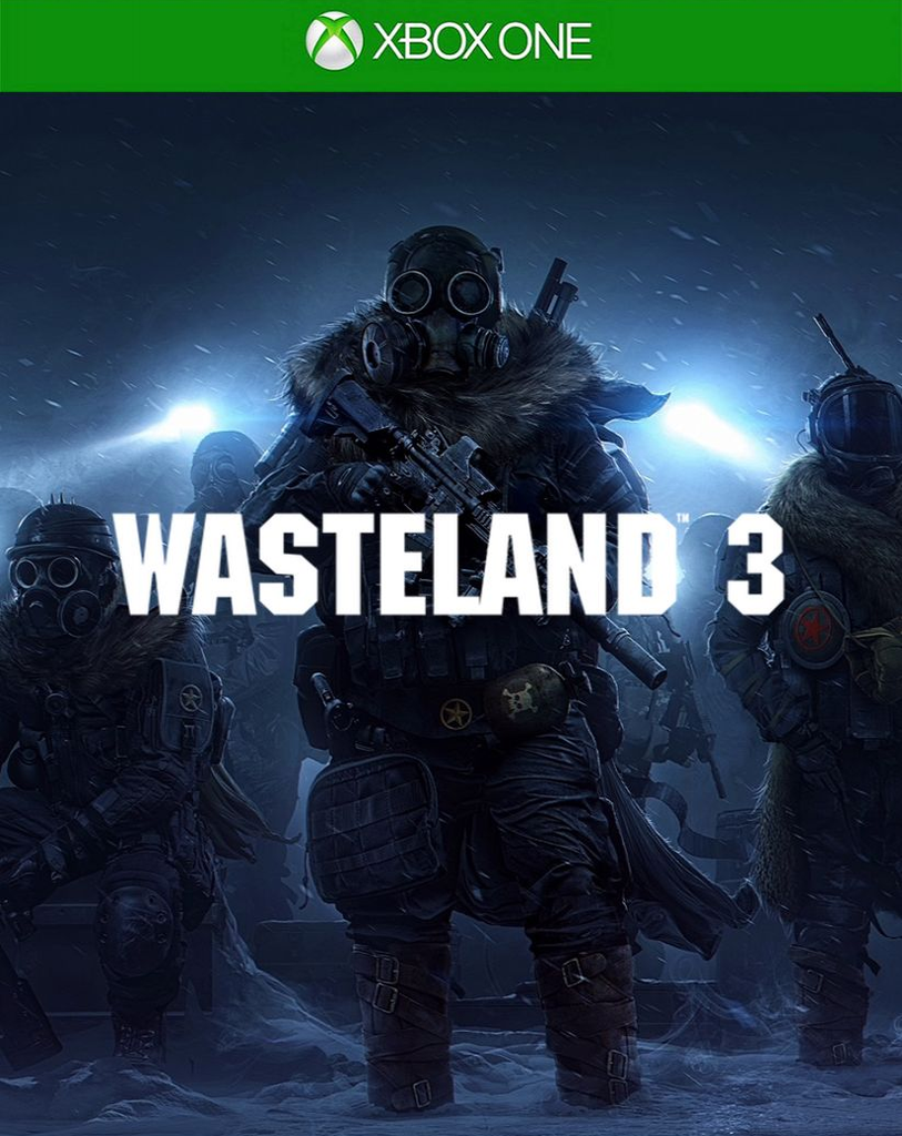 Wasteland 3 (Xbox One) - Offer Games