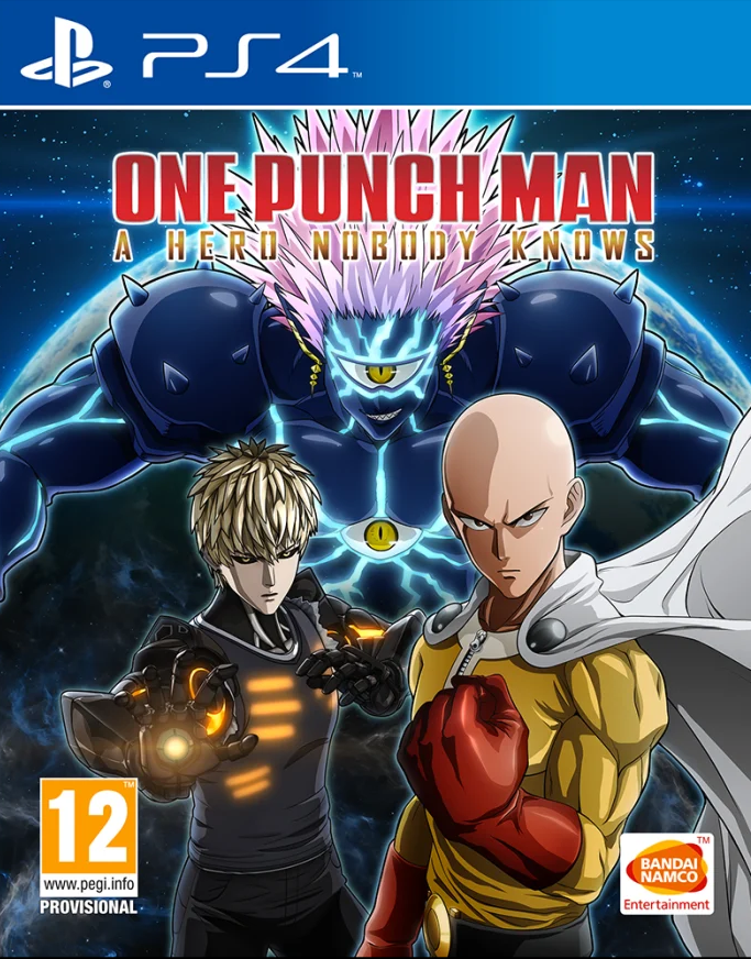 One Punch Man: A Hero Nobody Knows (PS4) - Offer Games