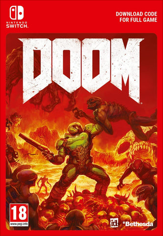 Doom (Nintendo Switch Download)