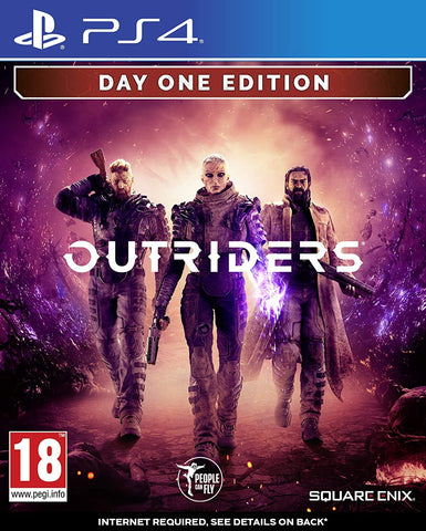 Outriders: Day One Edition (PS4)