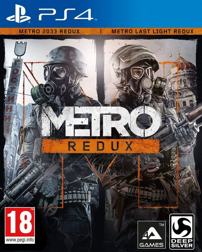 Retro Redux (PS4) - Offer Games