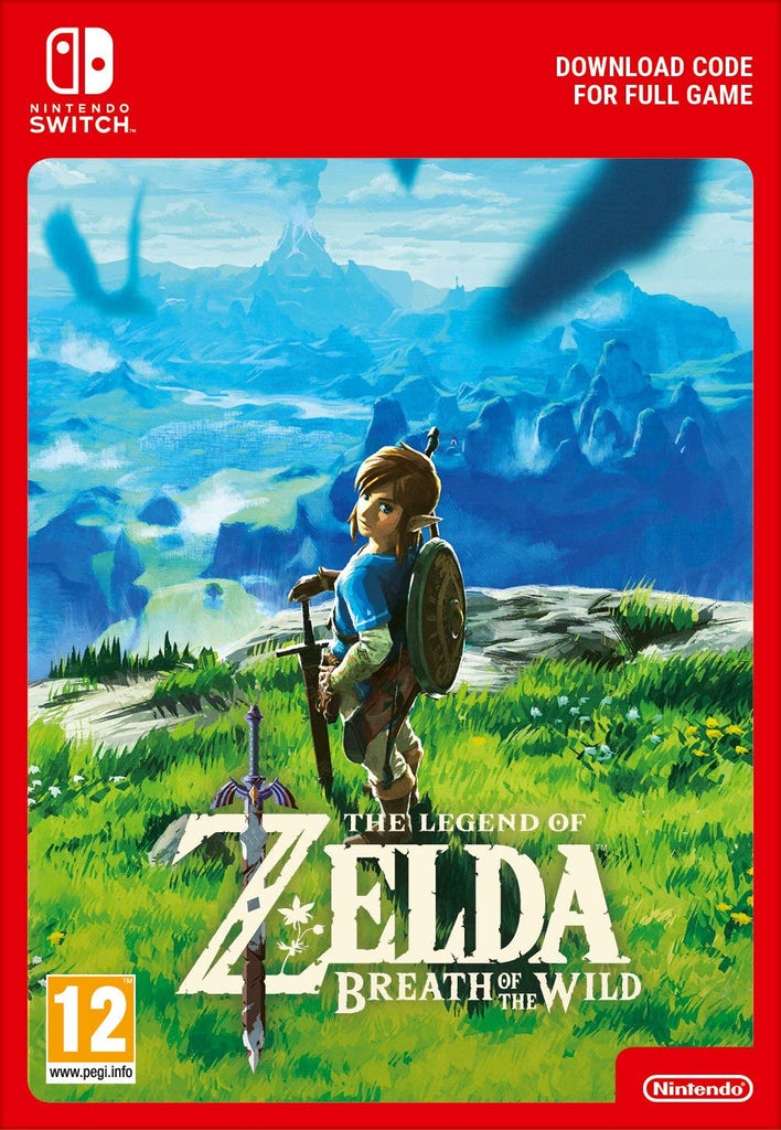 The Legend of Zelda: Breath of the Wild (Nintendo Switch Download) - Offer Games