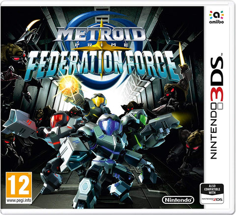 Metroid Prime: Federation Force (3DS) - Offer Games