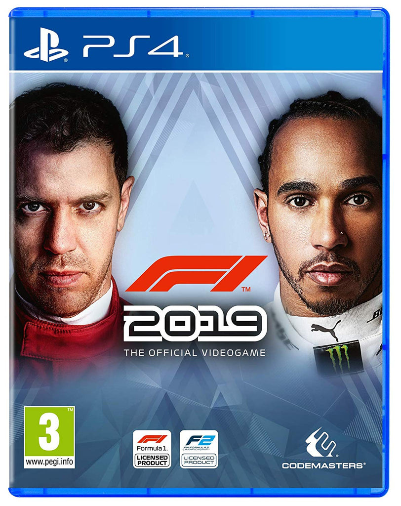F1 2019 (PS4) - Offer Games