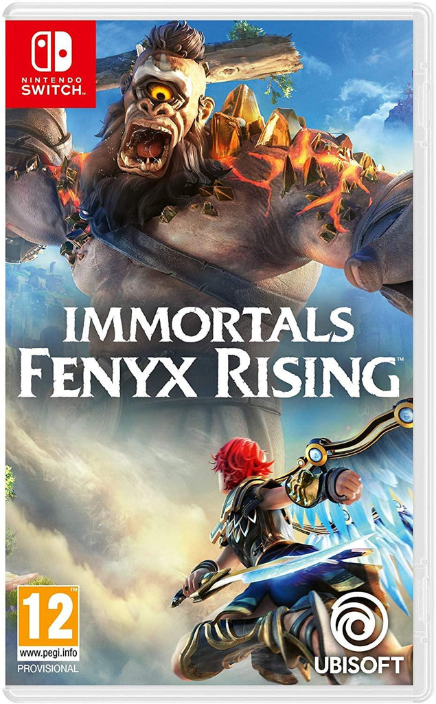 Immortals Fenyx Rising (Nintendo Switch)