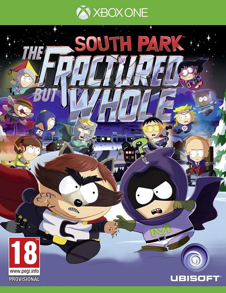 South Park & The Fractured But Whole (Xbox One) - GameIN